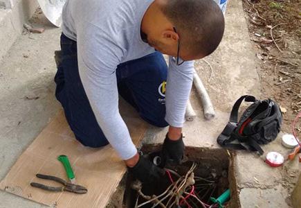 Instalación de reformas eléctricas